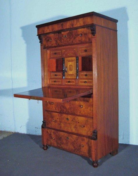 schreibm bel und sekret re lager hauptmann antiquit ten bamberg. Black Bedroom Furniture Sets. Home Design Ideas
