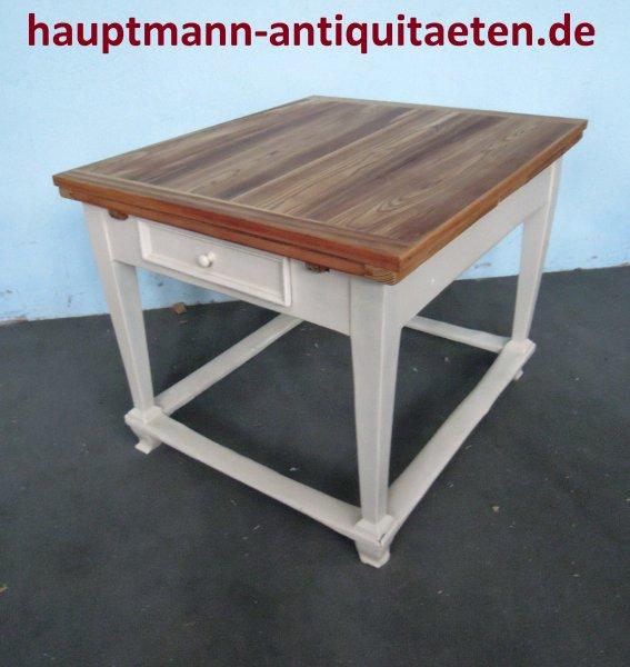 Tische lager hauptmann antiquit ten bamberg for Ausziehtisch vintage